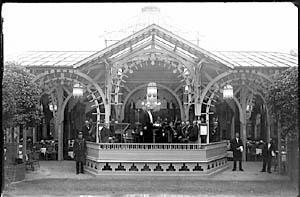 Pavillonen i Tivoli. Klik for større billede