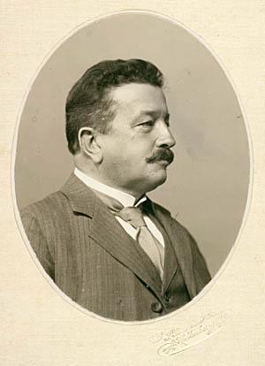 Foto af Gustav Helsted