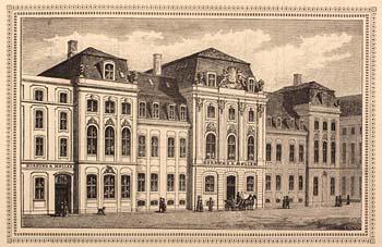 Hornung & Møllers bygning