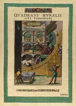 Et af Tycho Brahes instrumenter