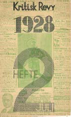 Forside af 1928, hefte 2