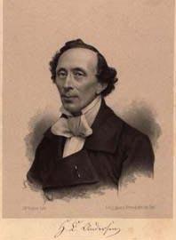 portræt af Andersen