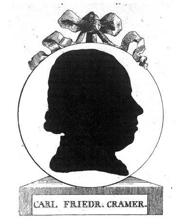 Portræt af C.F. Cramer