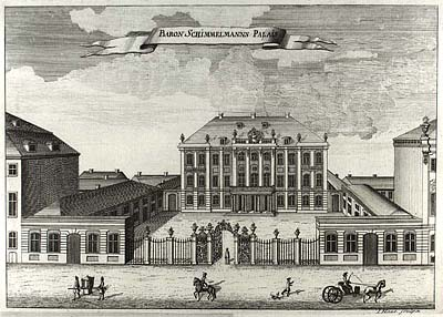Schimmelmanns palæ i Bredgade