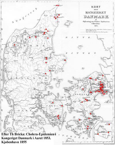 Kolera i Danmark 1853