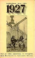 Forside af 1927, hefte 2