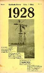 Forside af 1928, hefte 3
