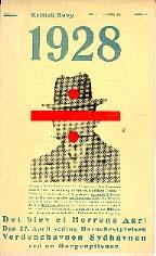 Forside af 1928, hefte 4